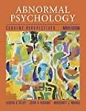 Abnormal Psychology: Current Perspectives