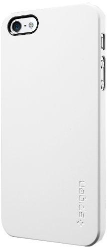 国内正規代理店品SPIGEN SGP iPhone5 ケース ウルトラ・シン エア [スムース・ホワイト] SGP9505
