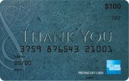 American Express Business Marble Thanks Gift Card $200