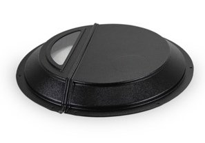 Radon Mitigation Sump Pump Dome Cover Lid with Window to see sump pump and water level by RadonAway Radon Away (Sump Lid compare prices)