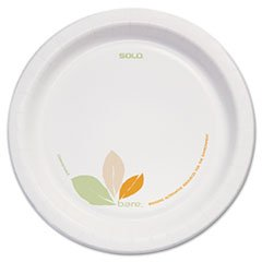 """Solo Cup 8-1/2"""" Paper Dinnerware Plates"""