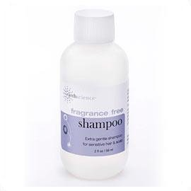 Shampoo, Frag-Free, Travel Sz, 2 oz ( Multi-Pack)