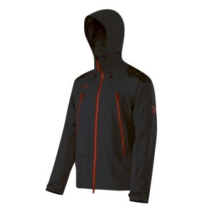 Mammut Albaron Jacket black/inferno S