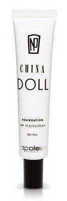Napoleon Perdis China Doll Foundation Look 2