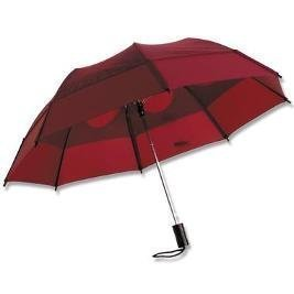 GustBuster Metro 43-Inch Automatic Umbrella (Burgundy)