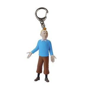 Moulinsart Tintin PVC Keyring