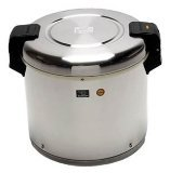 Zojirushi Electric Rice Warmer, Stainless Steel by Zojirushi