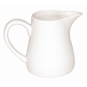 Cream Or Milk Jug With Handle. 7.5Oz. Box Quantity 6.