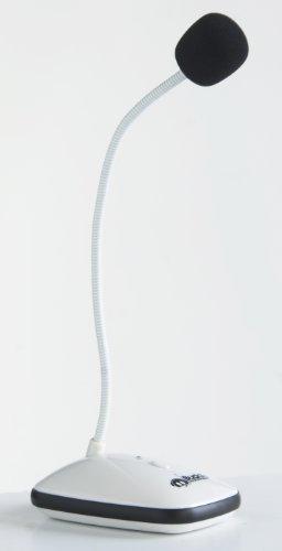 Buddy Desktopmini 7G - Usb Desktop Microphone W/ Optional Push-To-Talk Functionality