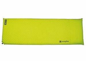 Highlander Outdoor Explorer Self Inflate Mat, Green
