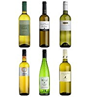 Mixed Case of Six Alternatives to Sauvignon Blanc