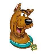 (Airfill Only) Scooby-Doo Balloon Head Shape - 1