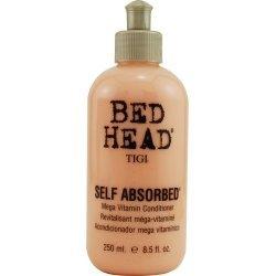 BED HEAD by Tigi (UNISEX) SELF ABSORBED MEGA CONDITIONER 8.5 OZ
