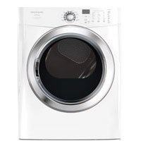 Frigidaire Fase7073Lw Affinity 7.0 Cu. Ft. Electric Dryer - Classic White