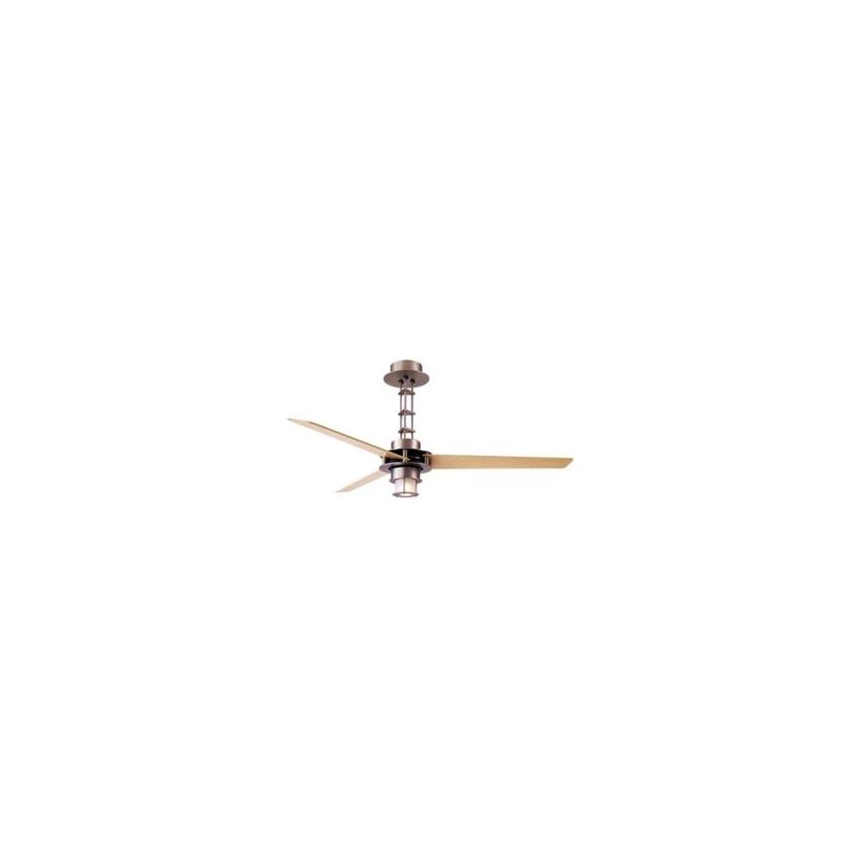 56 Minka Aire San Francisco™ Nickel Ceiling Fan