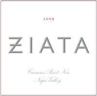 2009 Ziata Wines Carneros Pinot Noir, Magnum 1.5 L