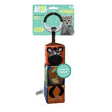 Animal Planet Stroller Toy, Mix and Match Jungle
