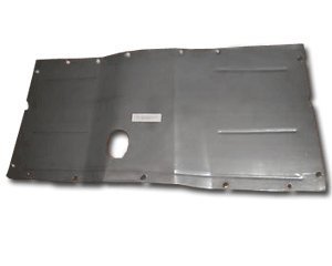 1939 Dodge and Plymouth Complete Front Floor Pan (Standard Coupe & Sedan Models)