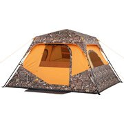 Ozark Trail X Mossy Oak 6-Person Instant Cabin Tent front-751402