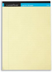 cambridge-legal-pad-perforated-tear-off-feint-ruled-with-margin-100pp-a4-yellow-ref-100080179-pack-1