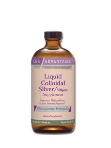 Dr.'s Advantage - Colloidal Silver 500 ppm 2 oz