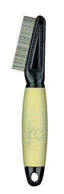 Conair Pet Corporation PGRDFC Yellow Flea Comb For Dog