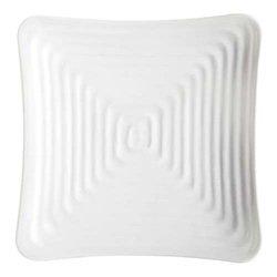 """G.E.T. Enterprises Ml-62 Melamine Dinnerware 8-3/4"""" Square Plate"""