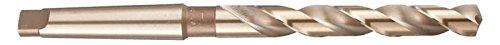 Drill America DWDTSCO5/8 2MT Cobalt Taper Shank Drill Bit, 5/8