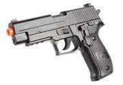 YT382 Airsoft Pistol Metal Upper Receiver Sig