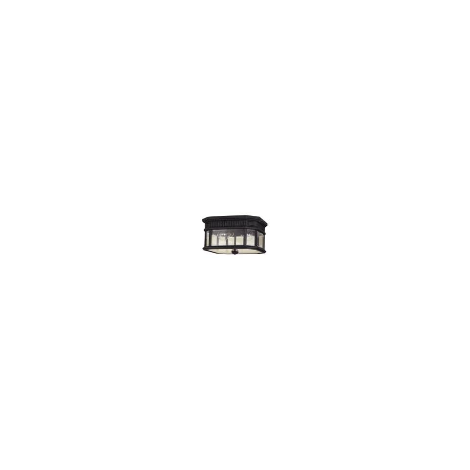 Cotswold Lane Outdoor Black Ceiling Lighting 7 W Murray Feiss OL5413BK