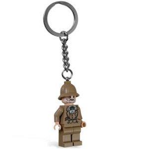 Lego Indiana Jones - Professor Henry Jones Key Chain