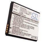 Battery Alcatel OT-997, OT-997D, One Touch 997, One Touch 997D, TCL S800, Li-ion, 1650 mAh