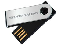 SUPERTALENT - STU8GPAS - PICO-A - CLÉ USB FLASH DRIVE - 8 GO