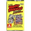 Topps Wacky Packages Series 2 Stickers Pack of 6 Parody Stickers