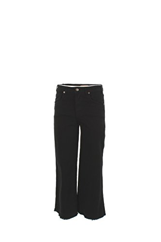 Pantalone Donna Kontatto Xs Nero Tt4003 Autunno Inverno 2016/17