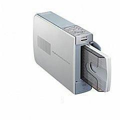 Sony Digital Photo Printer DPP-EX5 Imprimante photo compacte couleur thermique par sublimation 101.6 x 174.4 mm 403 ppp x 403 ppp jusqu'à 1.5 min/page (couleur) capacit é : 25 feuilles USB