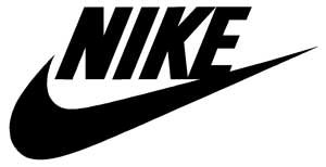Amazon.com: Nike Swoosh Logo Vinyl Sticker Decal-Black-4