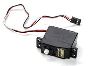 Servo for 1/10 Electric RC Cars, Buggy, Truck for Spare Part Infinitive 1/10 Nitro Moster Truck (51C08)