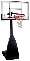 Spalding 68454 Portable Basketball System - 54