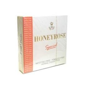 Honeyrose herbal cigarettes de luxe 20