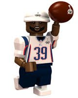 Brandon Browner OYO NFL New England Patriots G2 Series 3 Super Bowl XLIX Champions Mini Figure Limited Edition - 1