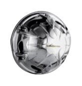 Mr. Lugnut C10990 Chrome Plastic Center Cap for 990 Wheels (Mr. Lugnut)