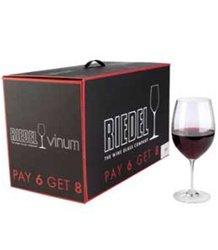 Vinum Bordeaux 8 Glasses