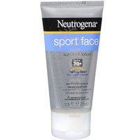 Neutrogena ニュートロジーナ スポーツフェイス サンブロックローション SPF70+ sport face Sunblock Lotion 2.5Oz 平行輸入品