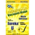 Eureka U Vacuum Bags front-24770