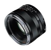 Carl Zeiss Planar T * 1.4/50 ZF (Nikon Ais)