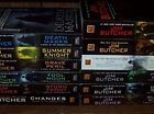 The Dresden Files, Books 1-11