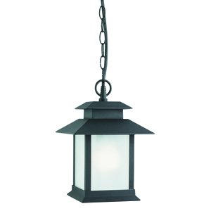 searchlight-cailtern-outdoor-pendant-light-matt-black-finish-with-frosted-glass-panels-4415-1bk