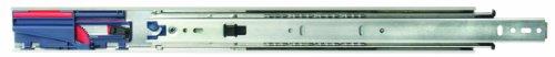 Knape & Vogt 8450Fmp 22 Soft-Close Drawer Slide, 22-Inch