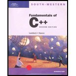 img - for Fundamentals of C++: Introductory Course book / textbook / text book